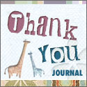 Thank You Journal @ Alli 'n Son